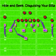 American Monthly Football posted an article about disguising blitz schemes. This article goes into great depth about how to create blitz concepts, while making them look the same. The following...