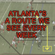 Matt Bowen breakdowns another route scheme over at the National Football Post. This one involves the Jaguars Vs the Falcons. He shows a route scheme that the Falcons ran to get […]