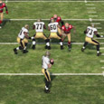 Madden 101.com has posted another great blitz that brings pressure from the strong side defensive tackle. The set up doesn't require to many adjustments, making it league friendly. The following...