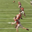 In this football video game tips breakdown, we take a look at a passing play from NCAA 12 that we like to throw to the tight end with. The name...
