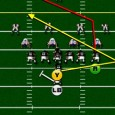 Here is another popular passing concept that we like to attack zone coverage. In this football video game tips breakdown, we use the play called I-Form Pro – Texas to...