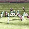 In this football video game tips breakdown, we take a look at another NCAA 12 blitz scheme from the Nickel Over Storm Brave that brings pressure on the quarterback. After...