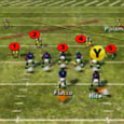 In this Madden 12 Tips breakdown, we take a look at the how we like to run the ball inside from the Gun Spread formation. Video Breakdown