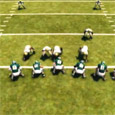 In this NCAA 13 Tips breakdown, we take a look at the 3-4 Over – Trio Sky Zone. The defender that we look to get inside pressure from is the...