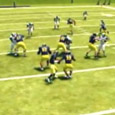 In this NCAA 13 Tips breakdown, we take a look at play out of the I-Form Normal that we like to use to attack man and zone coverage. The name...