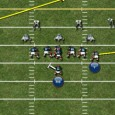 In this football play breakdown for the X's O's Football Virtual Playbook we take a look at a passing play out of the Singleback Wing Trio. The name of the...