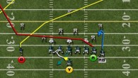 In this Virtual Playbook breakdown we want to show a football play from the Singleback Ace Pair Twins is called PA Y Drag Wheel. This play has the tight end...
