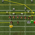 In this Football Video Game Tips breakdown, we show a Madden 13 play from the Redskins Gun Bunch Wk formation. The play we take a look at it is called...