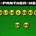 A popular Madden 13 formation that many players are running from the Carolina playbook is called Gun Panther Heavy. This formation features 23 personnel that places the TE1 and TE3...