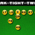 The Weak Tight Twins formation is part of the Weak I sets. It features 21 personnel that places the flanker and split end tight on the same side of the...