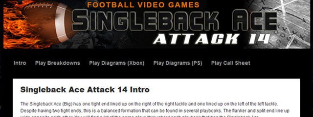 Get 32 play breakdowns and over 4 hours of video from the one of the more versatile under center formations, the Singleback Ace. These Plays Are Designed To Break Defensive […]