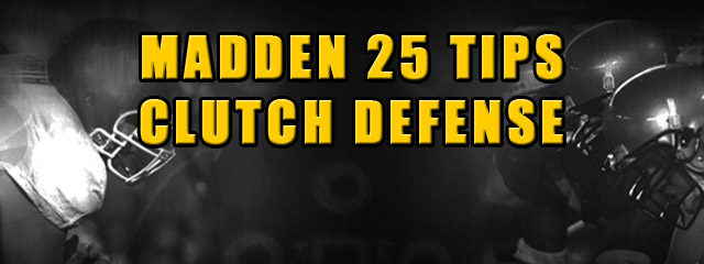 For this Madden 25 Tips breakdown, we take a look at a few defensive setups that we run if we need a stop in clutch situations. Can't promise they always […]