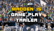 New  Madden 15 Game Play Trailer