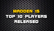 Madden 15 Top 10 Player Ratings Released